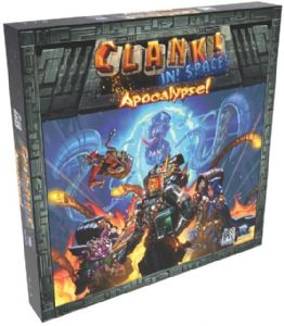 Clank! In! Space! : Apocalypse! Expansion (Special Offer)